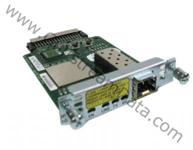 Gige  on Hwic 1ge Sfp   Gigabit Ethernet Hwic With One Sfp Slot   Modules