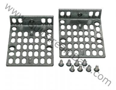 "Notched 19"" Rack Kit For Cisco 3550"